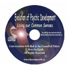Evolution of Psychic Development MP3
