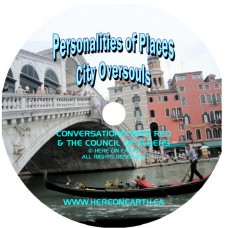 Personalities of Place, Soul of a City