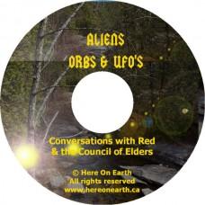Aliens, Orbs & UFOs