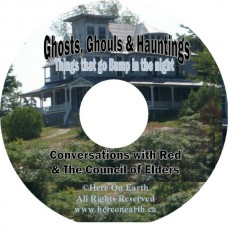 Ghosts, Ghouls and Hauntings
