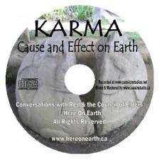 Karma, Cause & Effect on Earth