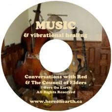 Music & Vibrational Healing MP3